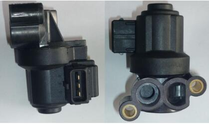 The difference between Idle air control valve 35150-02600, 35150-22600 , 35150-33010 and 0K24720660