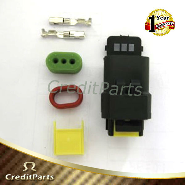 KB1-2 female fuel Injector Connector