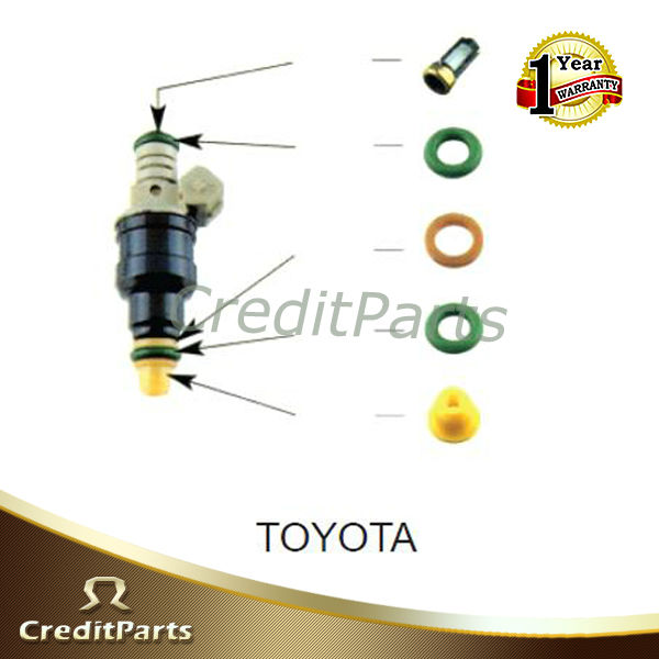 Toyota Fuel Injector Kits CF-020 ( include five kits)