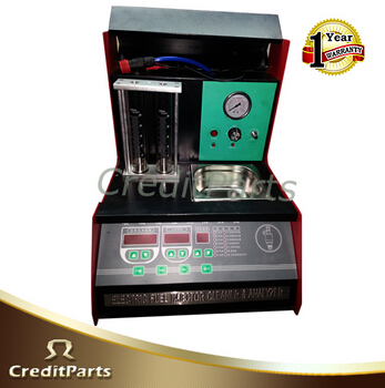 Motorcycle Fuel Injector cleaner machine FIT-107T